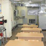 Учебна лаборатория по системи за поддържане на микроклимат в сгради